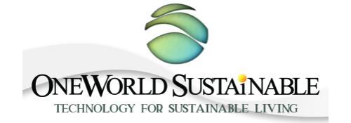 OneWorld Sustainable