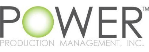Power Production Management